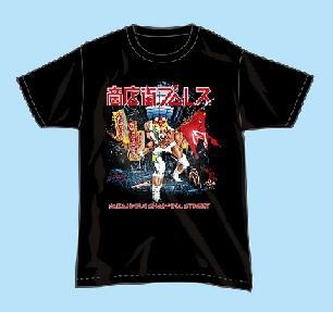 商店街プロレス2016シリーズオリジナルTシャツ