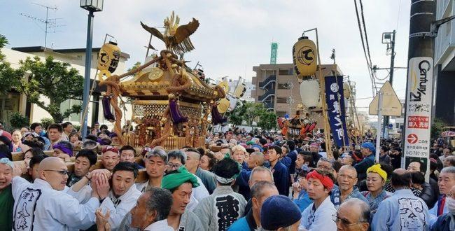 横浜市金沢区のお祭り・イベントカレンダー